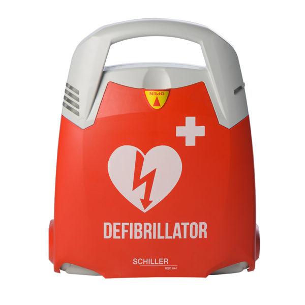 SCHILLER FRED PA-1 - Laiendefibrillator