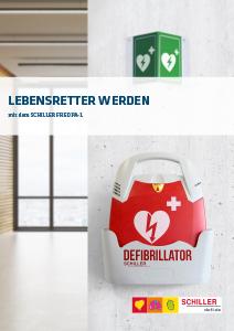 SCHILLER-Defi-Konzeptbroschuere